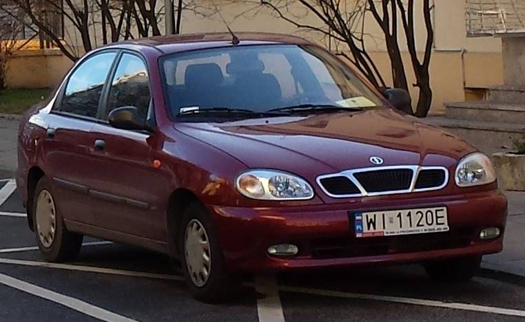 Daewoo Lanos 2000 Manual Download